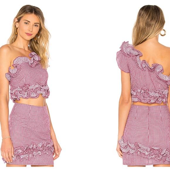 Make Offer Lovers + Friends Ballard Skirt Set